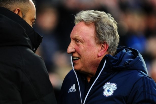 Cardiff City's Neil Warnock shows his class with praise for Wolves boss Nuno Santo