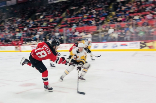 First Impressions: Blake Speers Early Development Slowed By New Jersey
