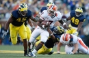 Throwback Thursday: Illinois romps Michigan 45-20 at the Big House
