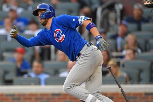 2018 Cubs Heroes and Goats: Game 40