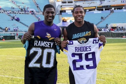Vikings will host Jaguars for joint practices during preseason