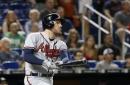 Braves' Freeman, Markakis earn votes for National League MVP