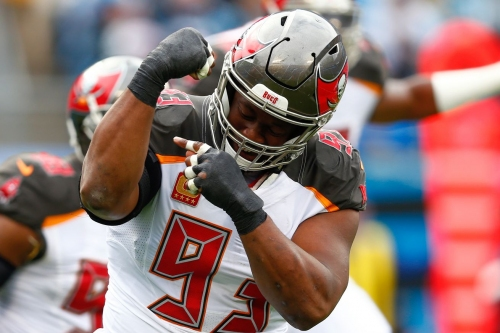 Which Bucs player has benefited most from off-season moves?