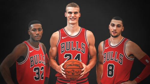 Bulls won't look to trade up for higher lottery pick