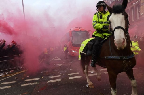 Liverpool attack on Man City team bus six weeks on - no arrests, no images released