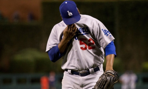 Dodgers News: After Pedro Baez Takes Loss Against Marlins, Dave Roberts Says He Feels 'Bad' For Embattled Reliever