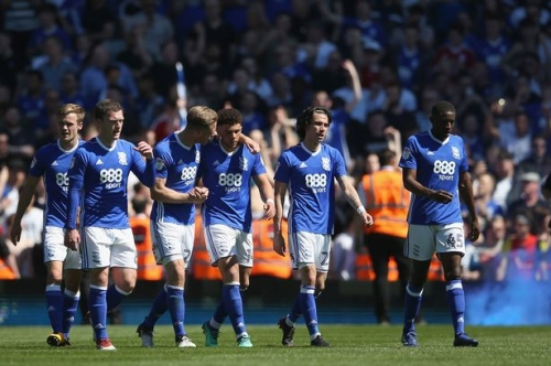 Rated, slated and appreciated - Birmingham City player marks out of 10 for the season