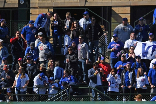 2018 Cubs attendance watch: May 7-14 homestand
