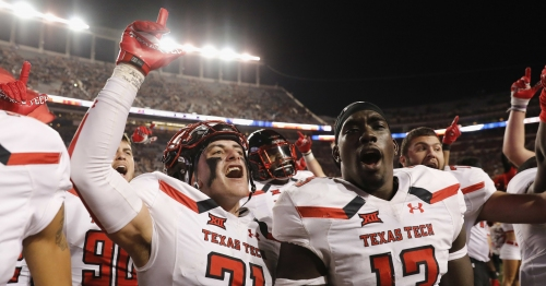 Texas Tech football's 2018 schedule ranked 2nd easiest in Big 12 by Athlon Sports