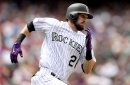 Rockies podcast: Outfielder David Dahl on his journey to the big leagues