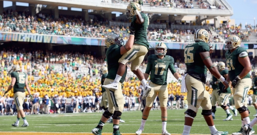 Athlon Sports: Baylor to face easiest schedule in Big 12 in 2018