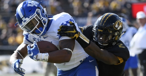 Former Missouri linebacker T.J. Warren announces he will transfer to Murray State