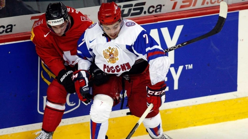 Leafs sign defenceman Igor Ozhiganov to entry-level contract