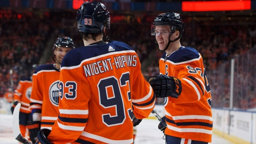 Chemistry with McDavid, Nugent-Hopkins at worlds could benefit Oilers