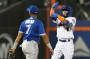 Amed Rosario is having some growing pains at the major league level and that's okay