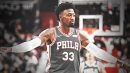 Sixers talent Robert Covington undergoes surgery in left middle finger