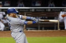 Justin Turner drives in five runs as Dodgers beat Marlins to snap losing streak