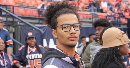Here's the role Auburn football sees WR Matthew Hill filling as freshman