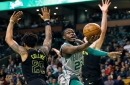 Boston Celtics rookie Jabari Bird remains around team: 'I want to be here as long as possible'