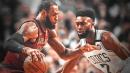 Celtics' Jaylen Brown embracing opportunity to end LeBron James' Finals streak