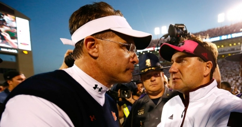 Freaky Thursday: What if SEC coaches switched places in 2018?