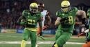 Raiders add former Oregon offensive lineman Cameron Hunt