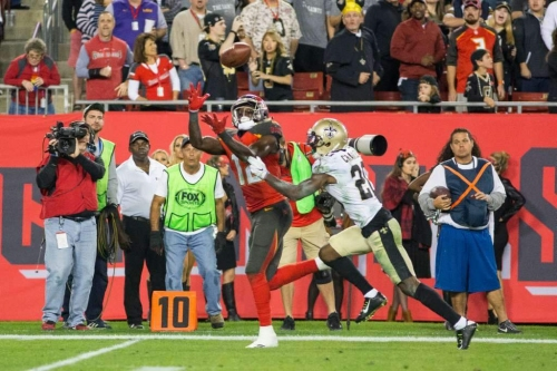 More praise for Bucs WR Chris Godwin: 'I see him as a starter'