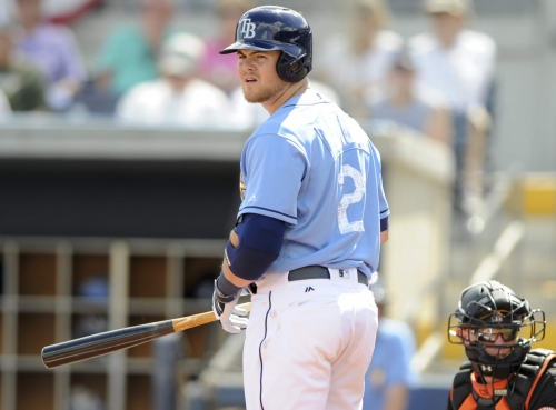 For starters: Rays at Angels, with Christian Arroyo in lineup