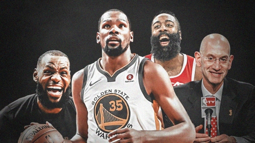 Following Game 2 loss let's revisit the Kevin Durant ruined the NBA conversation