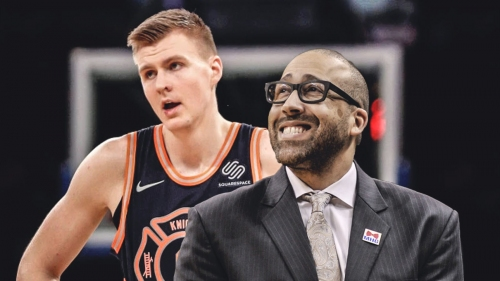 David Fizdale details plan to build relationship with Kristaps Porzingis