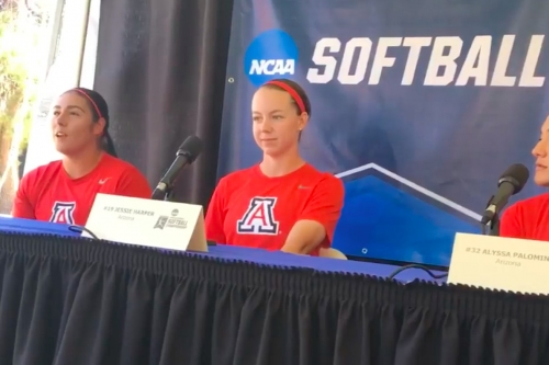 WATCH: McQuillin, Harper, and Palomino talk Tucson Regional