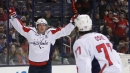 Capitals' Backstrom returns to lineup for Game 4 vs. Lightning