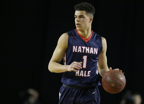 Michael Porter Jr. declares himself 'best player in this draft'