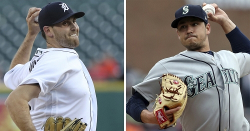 Mariners vs. Tigers: Live updates as M's host Detroit to open four-game weekend set