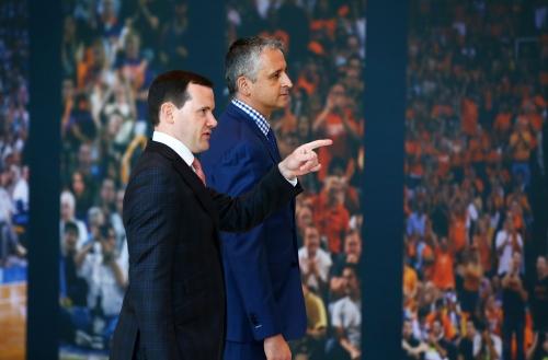 Phoenix Suns and Igor Kokoskov will use 'San Antonio model' to fill out coaching staff
