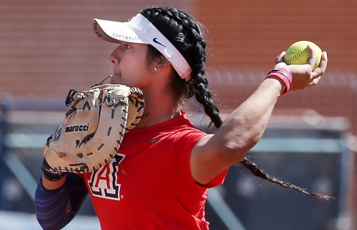 Alyssa Palomino finally ready to give 100 percent for Arizona Wildcats in NCAA Regionals