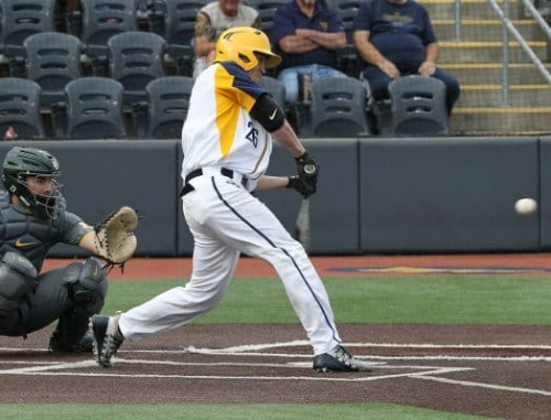 West Virginia Downs Baylor With Unique Pitching Plan