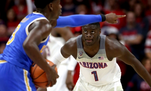 Rawle Alkins hoping to put obstacles of past behind at NBA draft combine