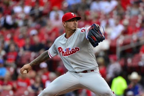 Velasquez mows down the Cardinals, or whatever: Phillies 6, Cardinals 2