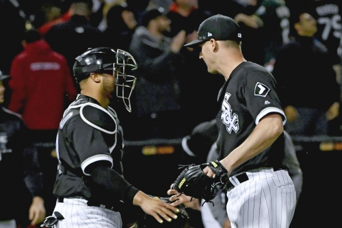 White Sox 4, Rangers 2: Eighth inning of miracles