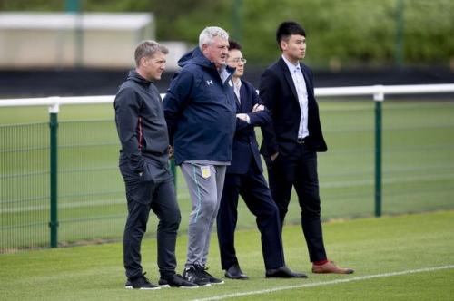 Aston Villa windfall revealed as Steve Bruce ponders Leeds United transfer tussle