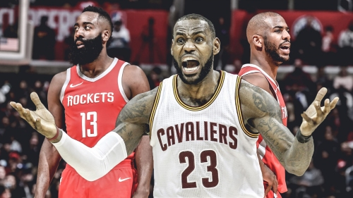 Rockets have no intentions of pursuing LeBron James