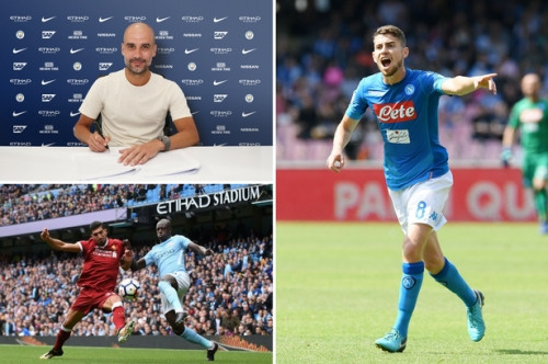 Man City transfer news LIVE Guardiola contract reaction and Jorginho updates