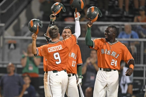 Miami 3, Boston College 0: Pitching Paves the Way