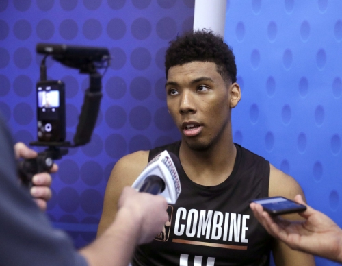 NBA combine: Rawle Alkins, Allonzo Trier struggle on day Suns GM calls Deandre Ayton 'phenomenal'