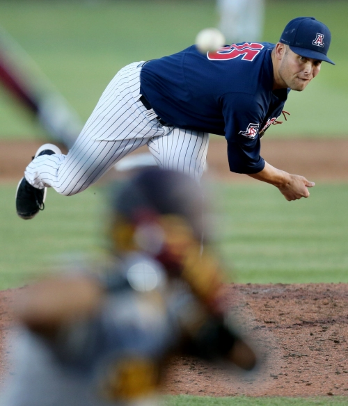 Arizona Wildcats vs. Arizona State Sun Devils baseball