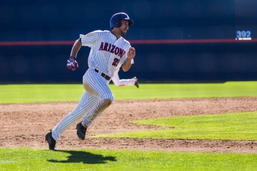 Arizona baseball rallies to win series-opener vs. ASU