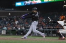 Rockies 5, Giants 3: Rockies prevail in 12 innings
