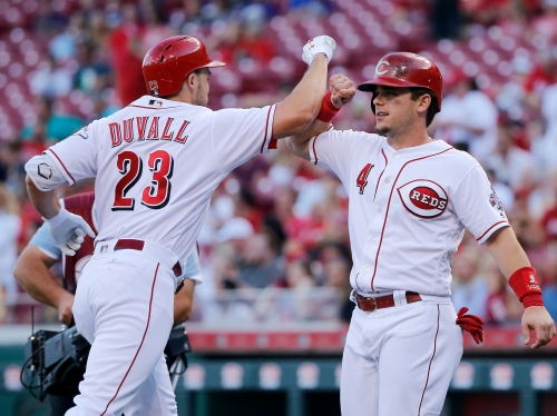 Rosenthal: Mariners' trade for Adam Duvall would make sense