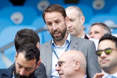 England manager Gareth Southgate thanks Pep Guardiola for help ahead of World Cup